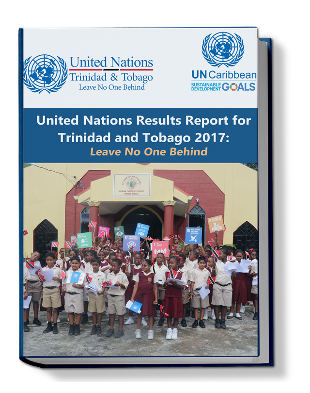 Trinidad and Tobago Annual Country Report on Country Implementation Plan 2017