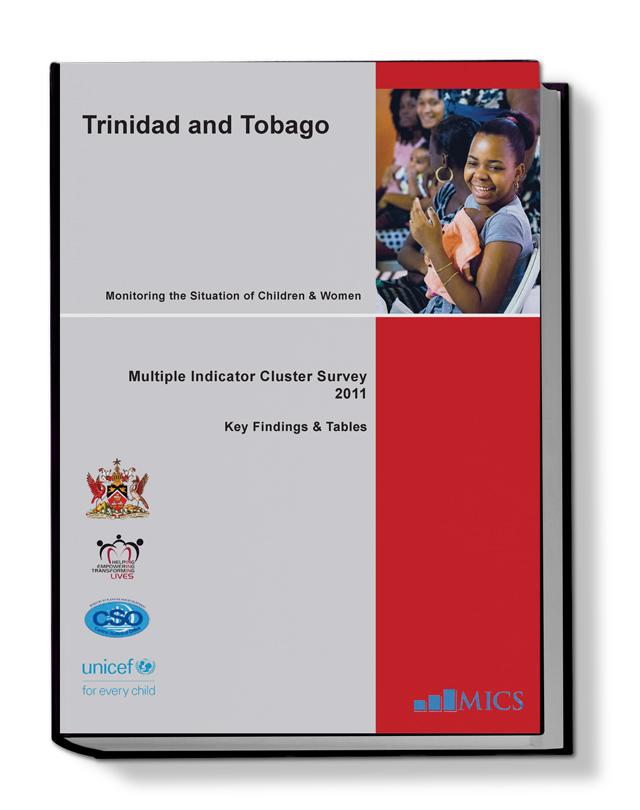 Trinidad and Tobago Multiple Indicator Cluster Survey 2011