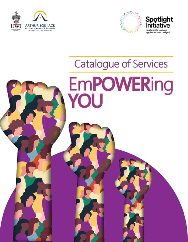 Catalogue of Services for the Economic Empowerment of Women