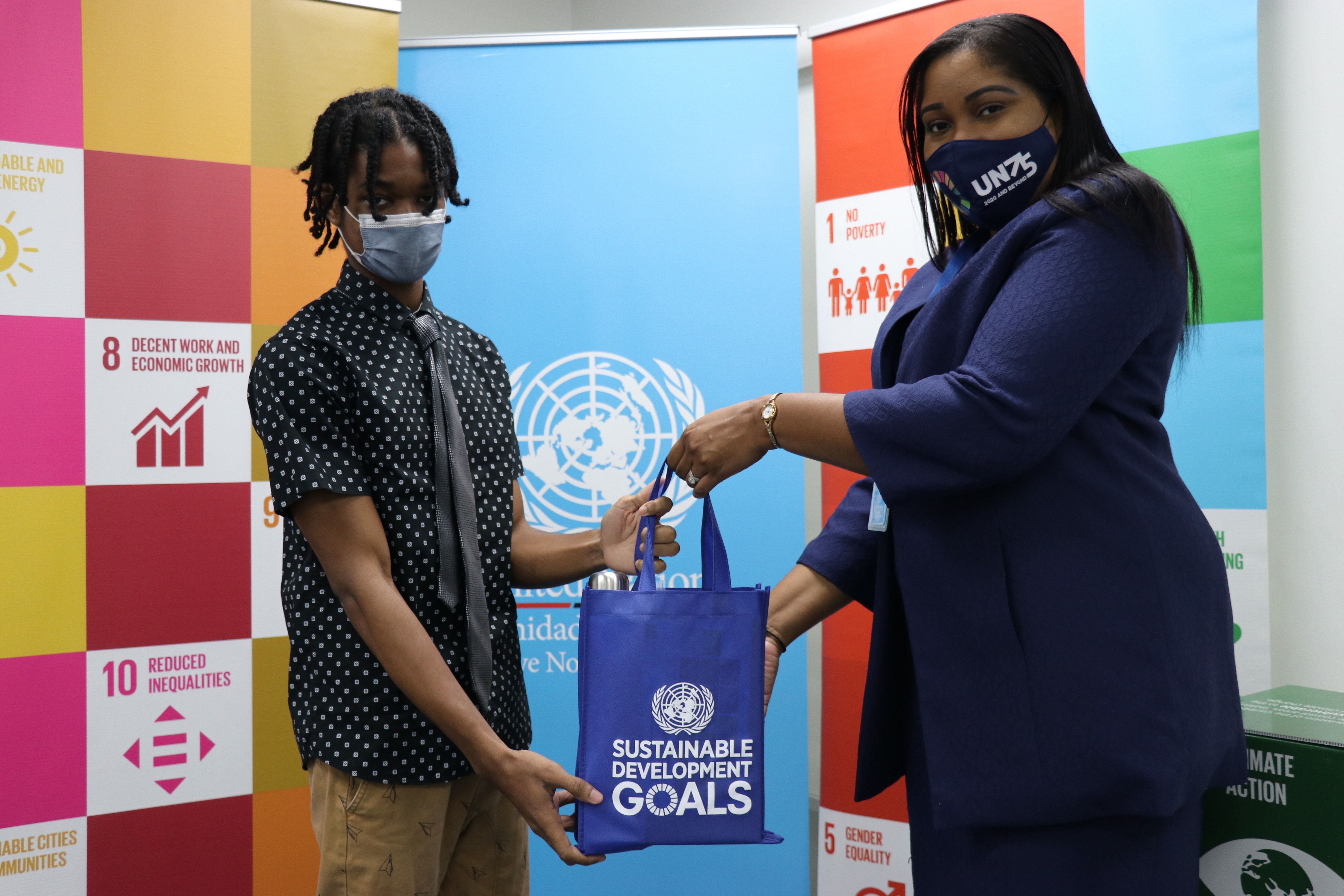 Human Rights Day Art Competition 2020 Prize Giving Ceremony