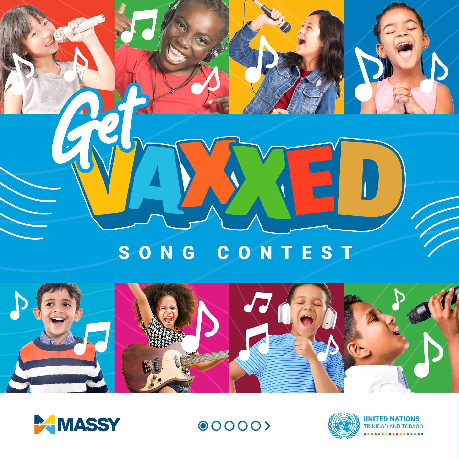 Get Vaxxed Song Contest